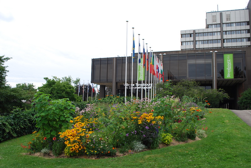 Gemeentehuis Straatsburg