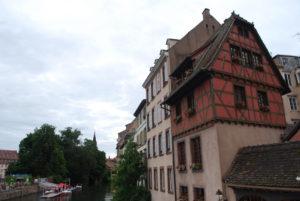 Huis in Strasbourg